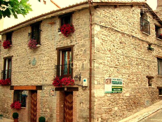 Hotel casa rural verdeancho belorado stage 10 santo domingo de la calzada belorado - Casa rural santo domingo dela calzada ...