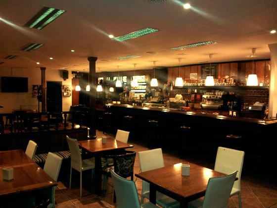 Restaurante Cafetería Monterrey (Belorado)