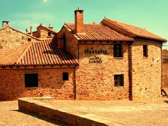 Casa Coscolo (Castrillo de los Polvazares)