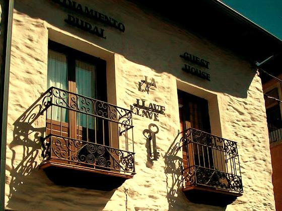 Casa Rural La Llave (Villafranca)