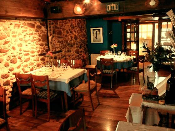Hotel/restaurante La Puerta del Perdón (Villafranca)